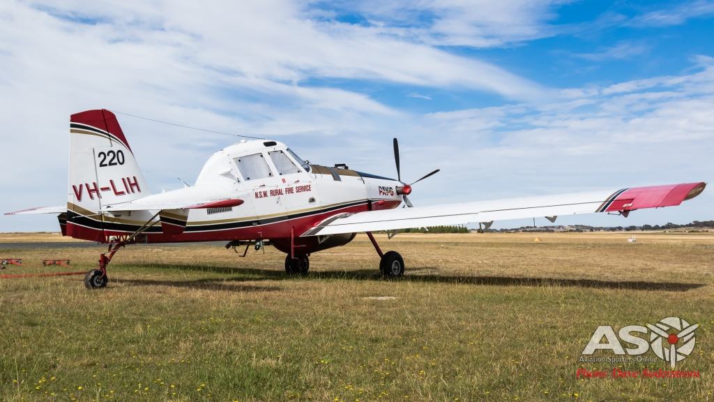 VH-LIH Pay\'s AirTractor 802A  (1 of 1)