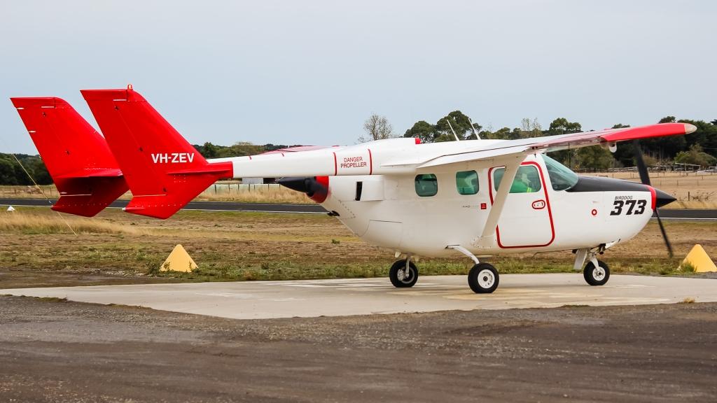 VH-ZEV Cessna 337  (1 of 1)