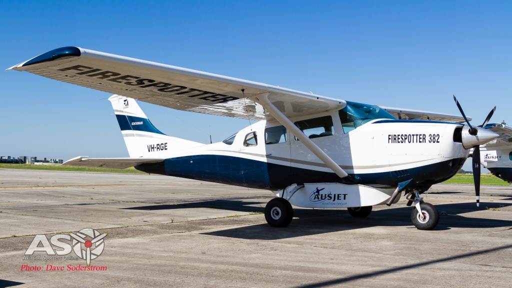 VH-RGE Cessna U206F Australasian Jet ASO (1 of 1)