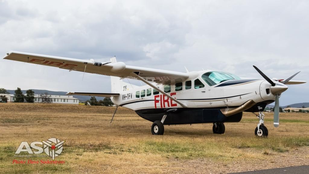 ASO VH-TFV Cessna Caravan  (1 of 1)