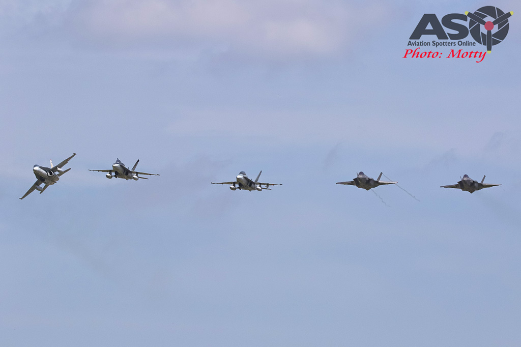 Mottys-First RAAF F-35 Arrivals at Williamtown-01439-ASO