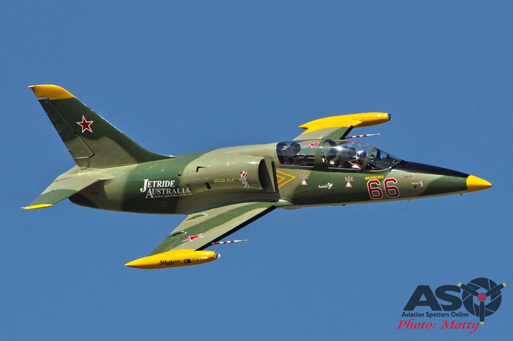 Mottys L-39 VH-IOT 0003 Gunnedah 2015