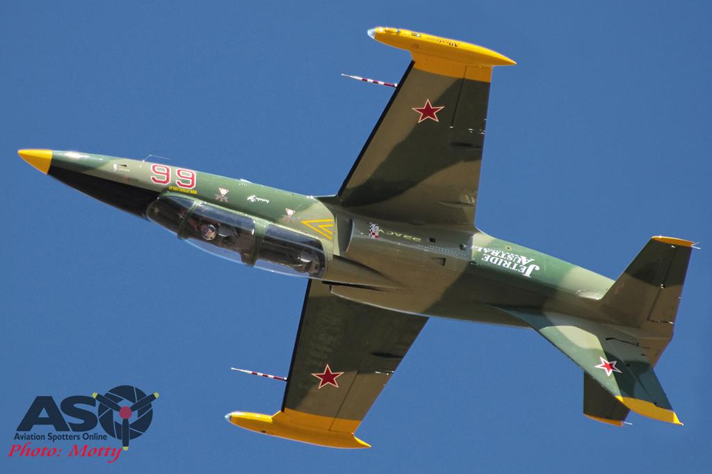 Mottys L-39 VH-IOT 1002 Gunnedah 2015