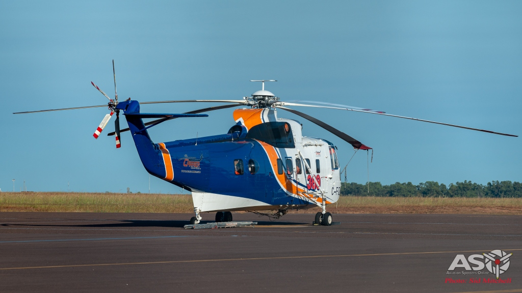 C-FIZA-Helicarrier-S-61 Darwin to Indonesia