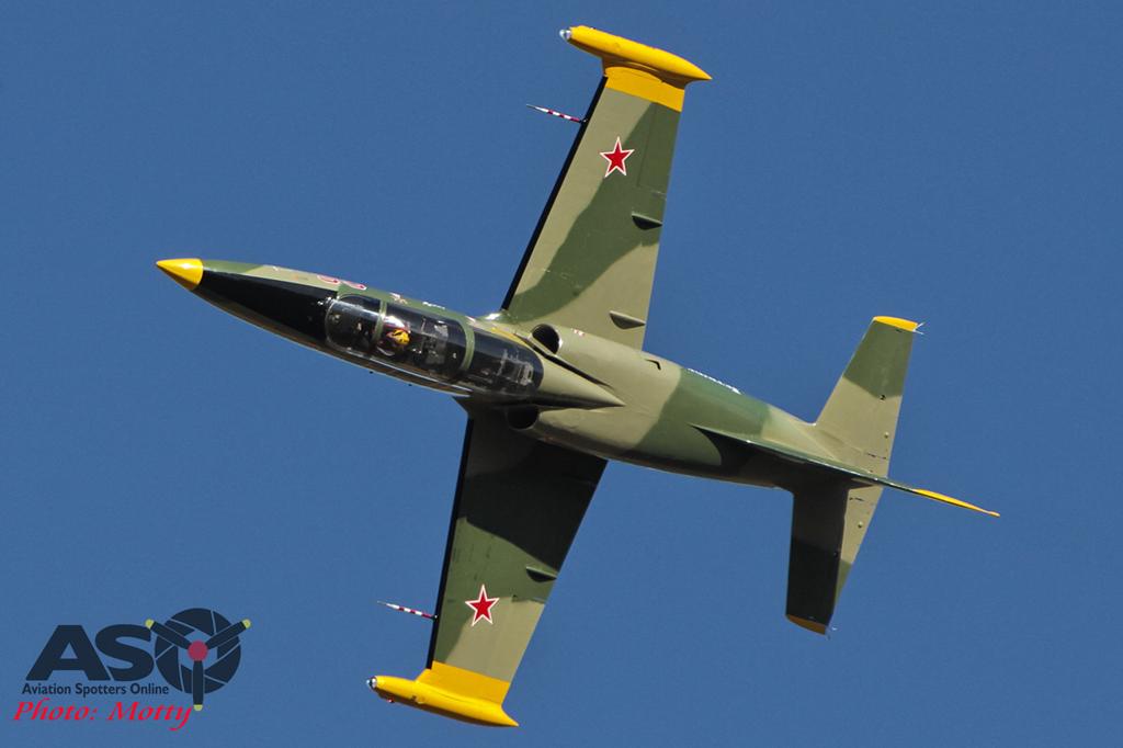 Mottys L-39 VH-IOT 0013 HVA 2015