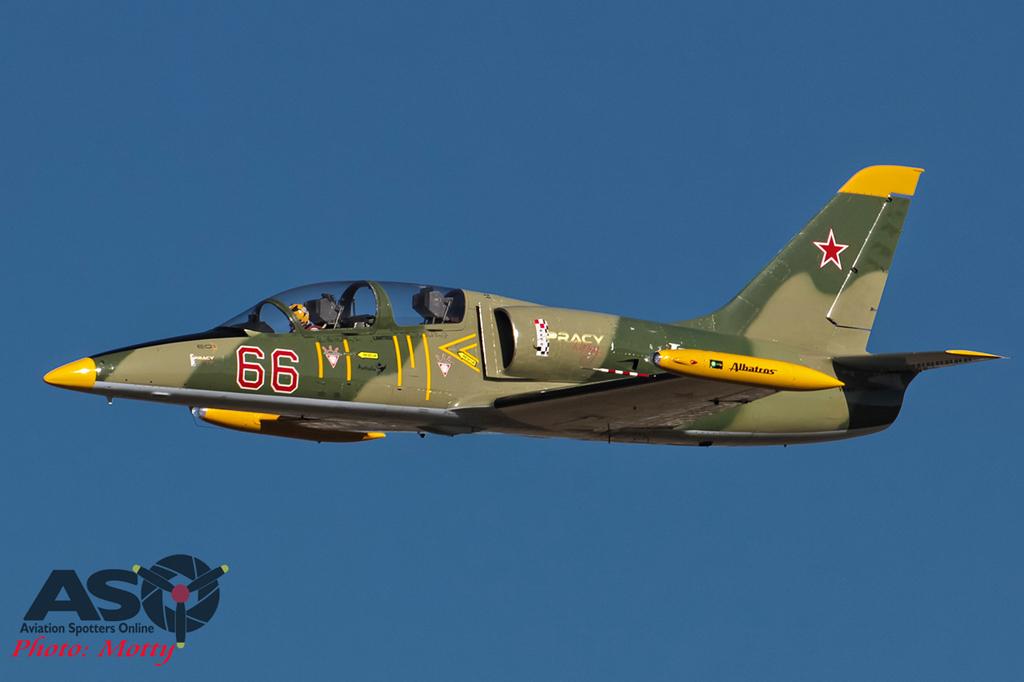 Mottys L-39 VH-IOT 0015 HVA 2015