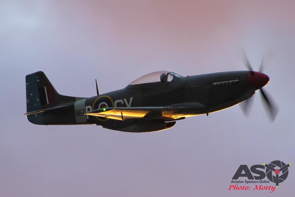 Mottys Mustang VH-JUC-0013 HVA 2015