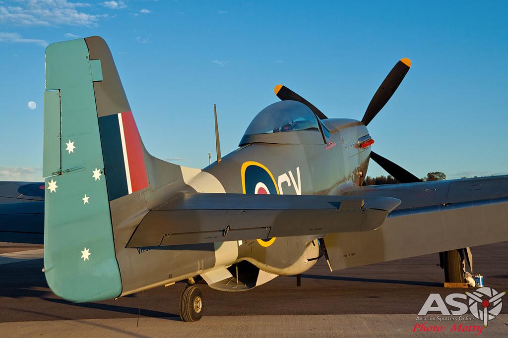 Mottys Mustang VH-JUC-0016 HVA 2015
