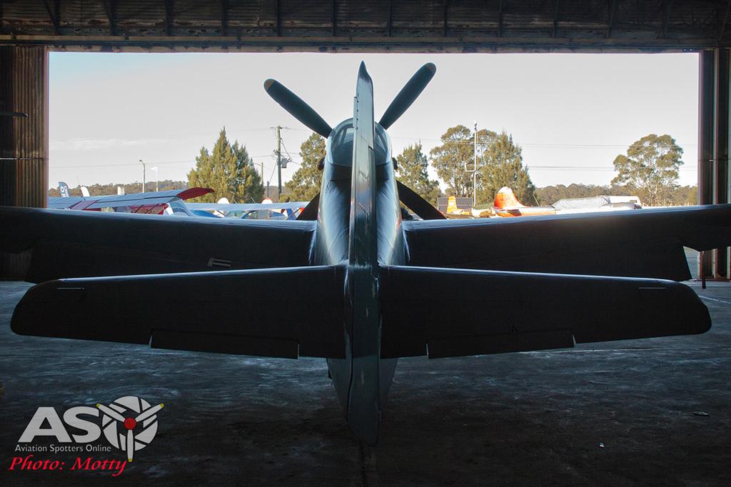 Mottys Mustang VH-JUC-0026 HVA 2015