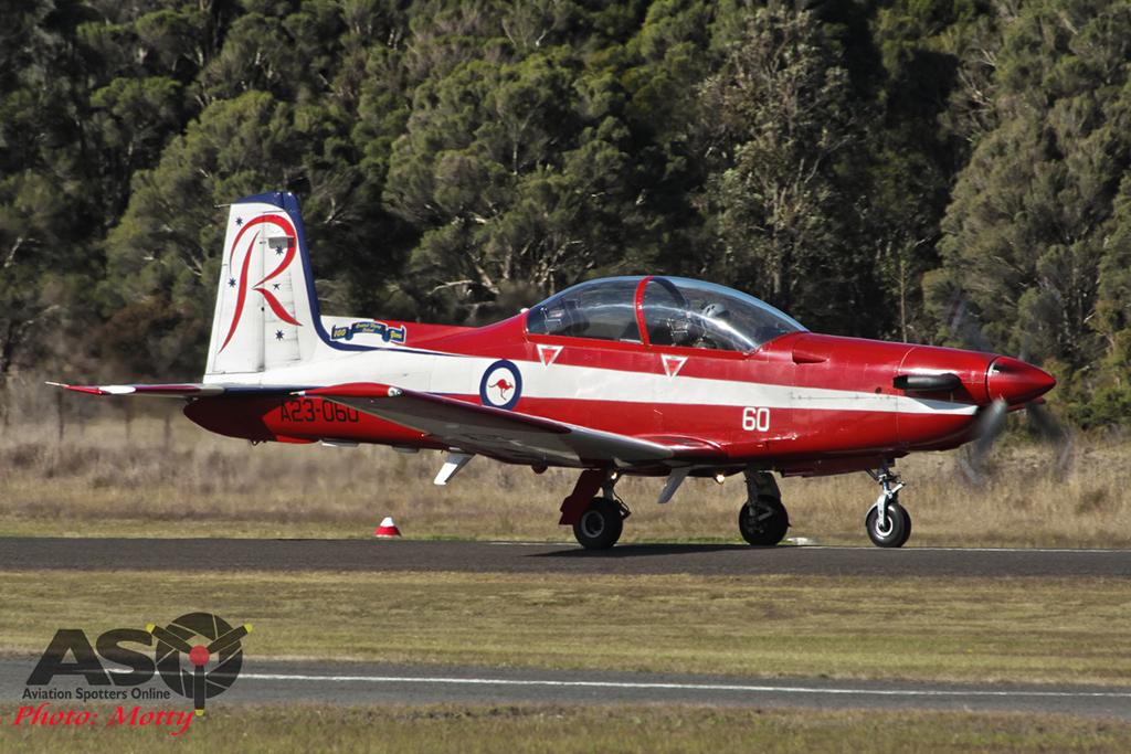Mottys RAAF Roulette 0013 HVA 2015