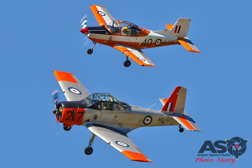 Mottys-HVA2019-RAAF-Trainers-Winjeel-CT-4-VH-WJE-VH-CTK-VH-CTV-VH-CTQ-03583-DTLR-1-001-ASO