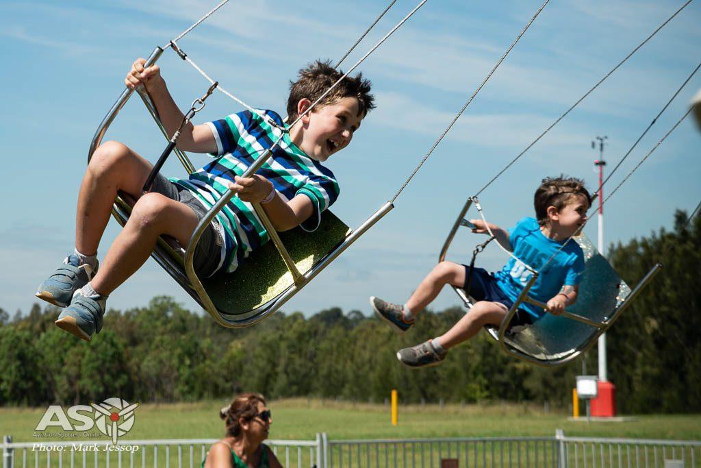 Kids enjoying the rides HVA-2021-Mark-Jessop-2021-25