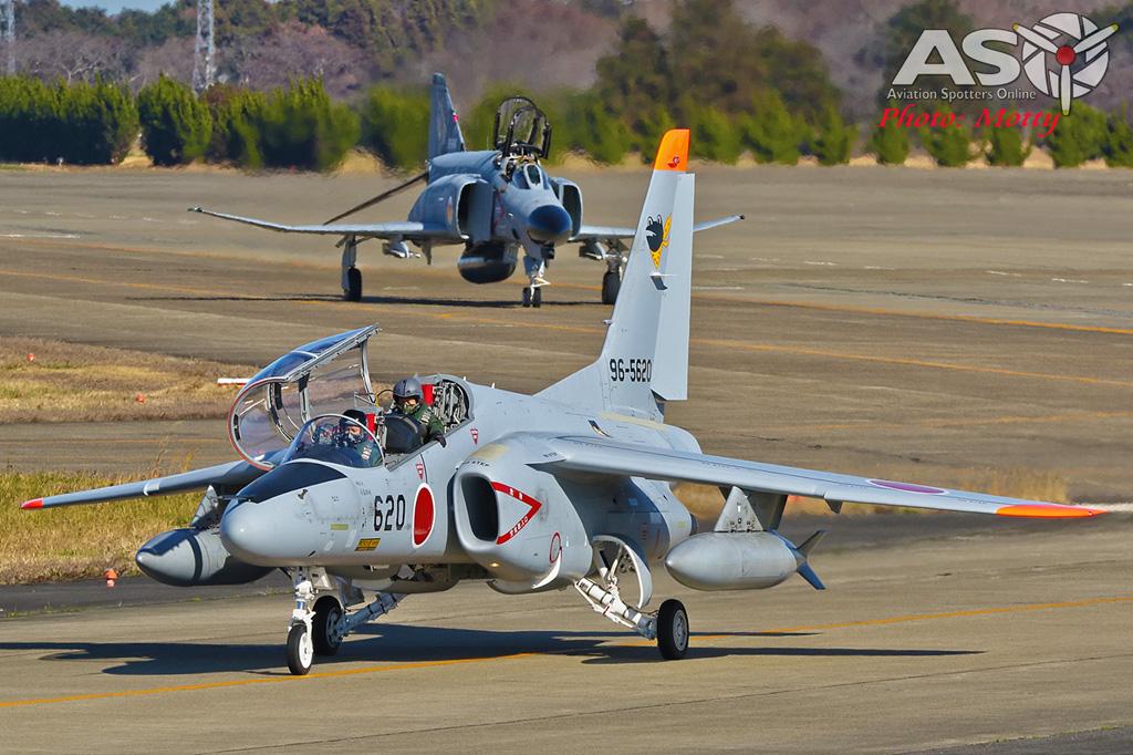 Mottys-JASDF 301 Sqn T-4 Hyakuri-2018_12_18_04938-ASO