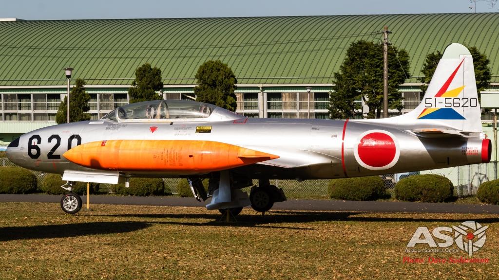 JASDF Iruma T-33 (1 of 1)