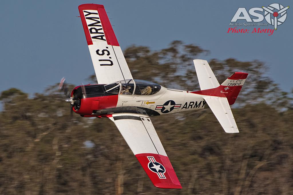 Mottys Luskintyre November 2016- 3540-T-28 Trojan VH-FNO-001-ASO