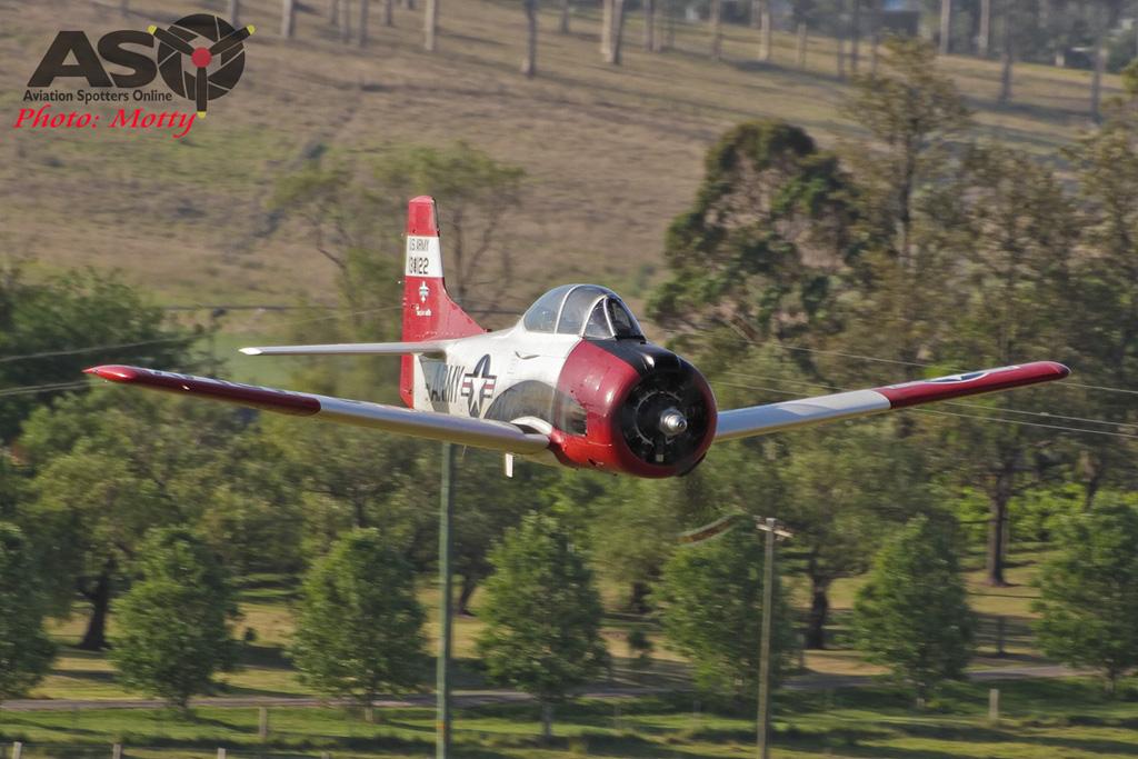 Mottys Luskintyre November 2016- 3585-T-28 Trojan VH-FNO-001-ASO