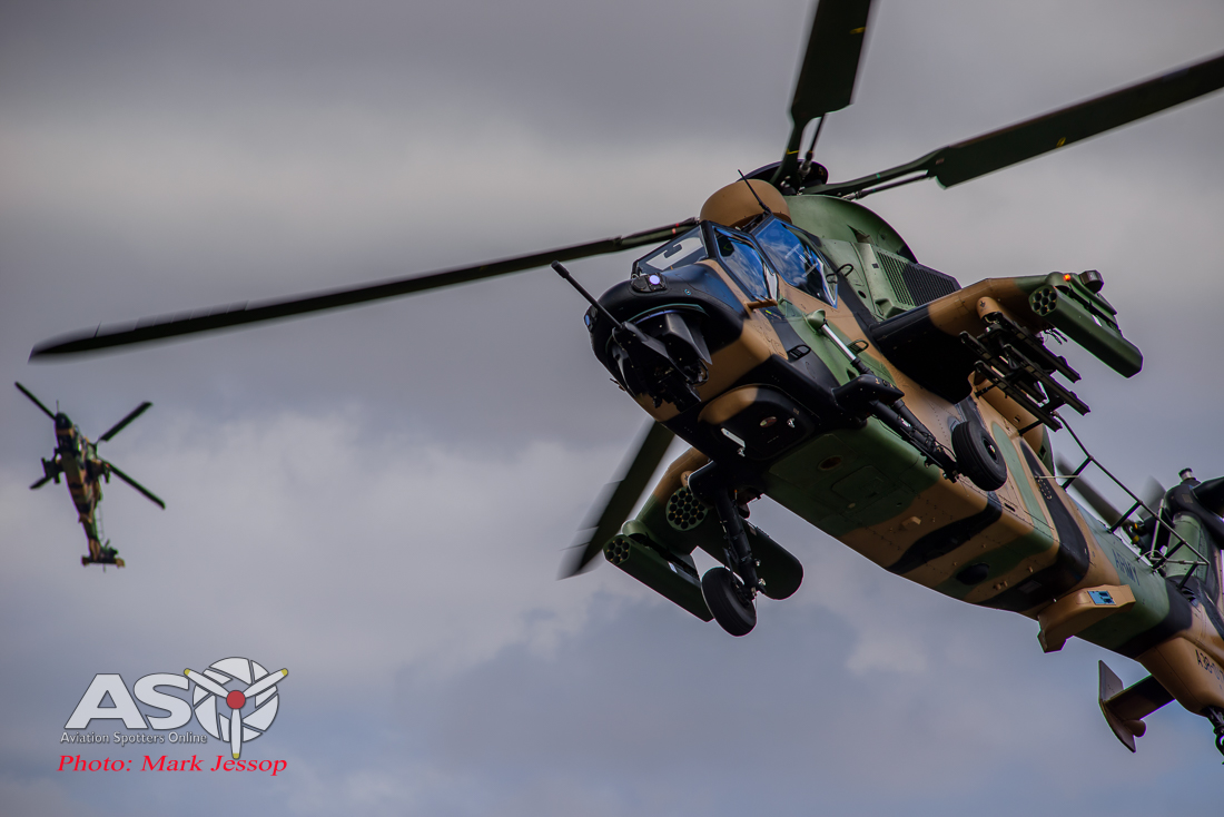 ARMY Tiger Attack Helicopter