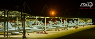 2OCU night time flight line