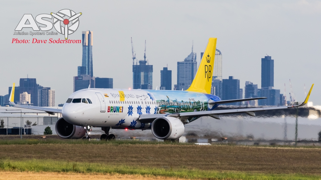 V8-RBD-Royal-Brunei-Airbus-A320-Melbourne-AIrport-1-of-1