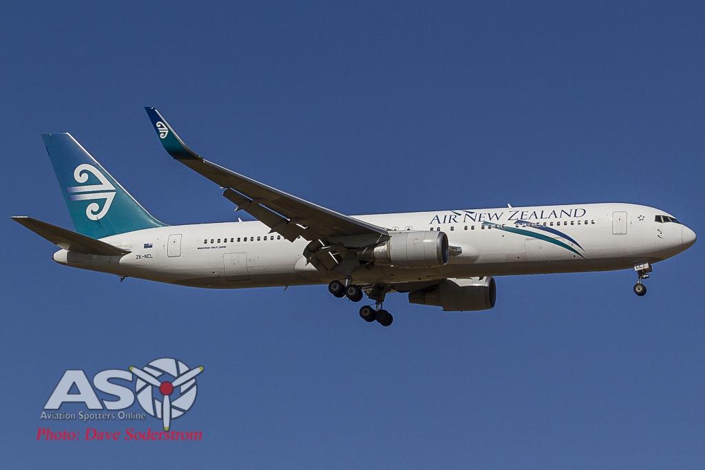 ANZ 767-300 ASO