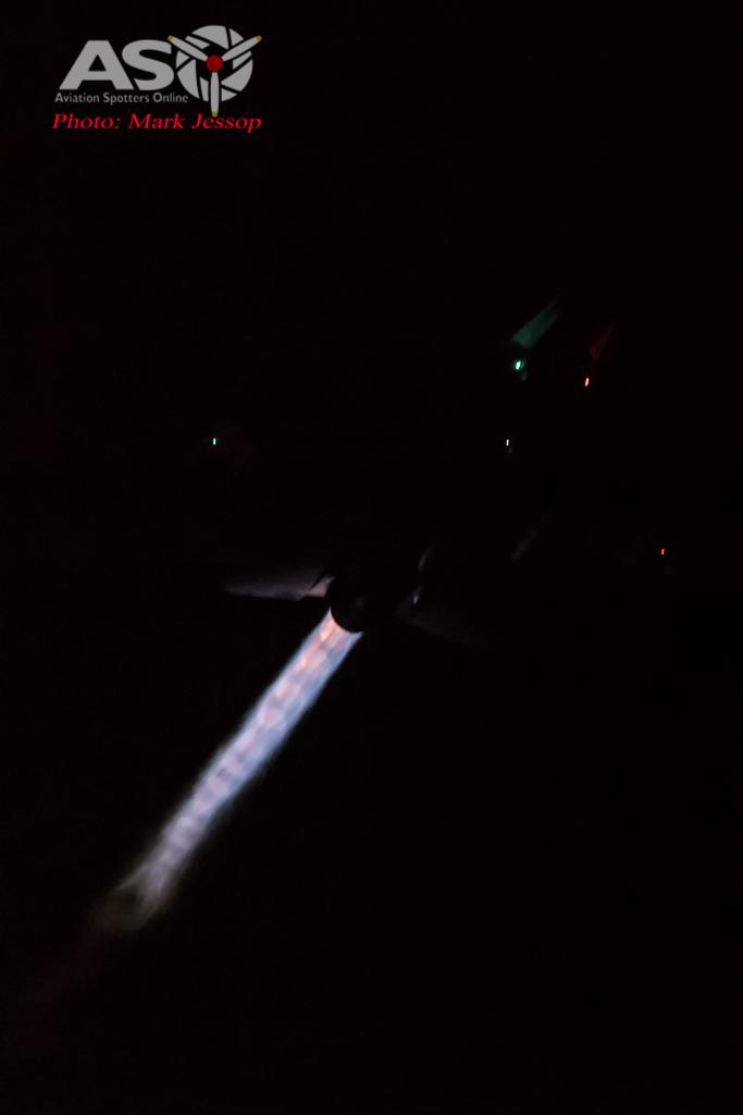 USAF F-16 Camera: Nikon D5 ISO: 5000 Shutter: 1/500th 5.6f