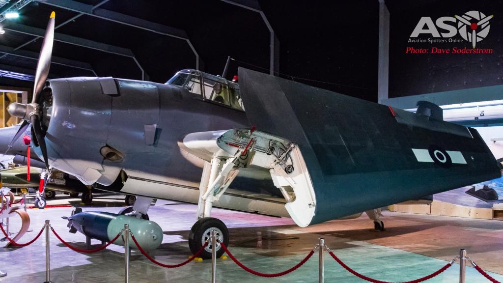 MOTAT TBF-1C Avenger NZ2527 ASO (1 of 1)