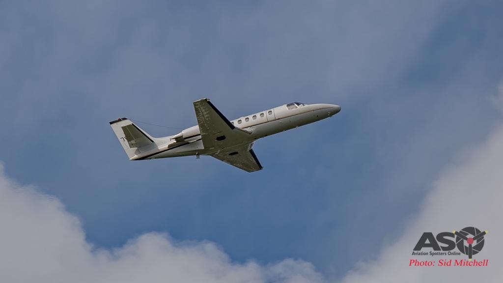 dUSAF Cessna Citation UC-35A