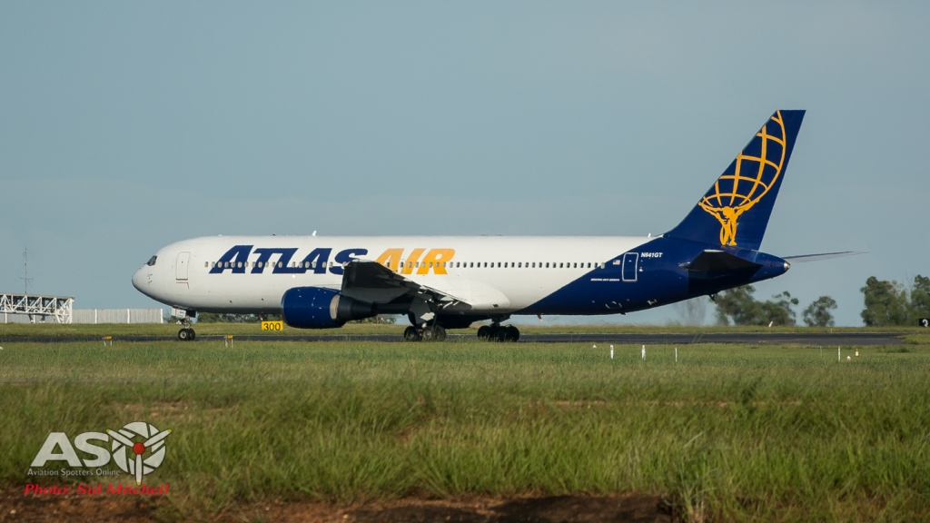 qAtlas Air B767-38E