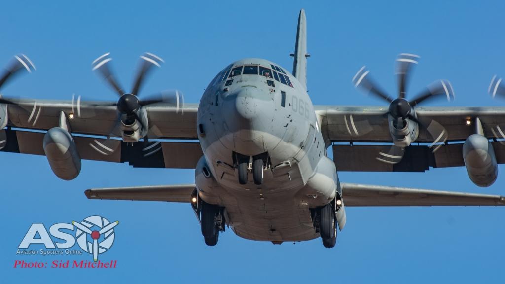 KC-130J VMGR 152