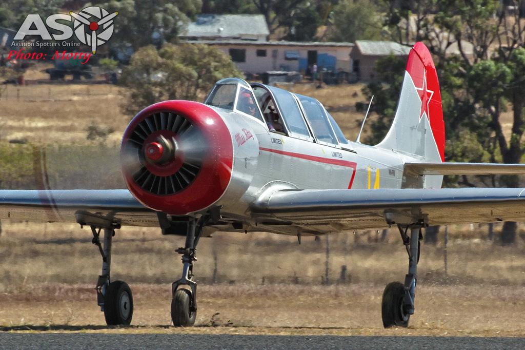 Mudgee 2016 Yak-136