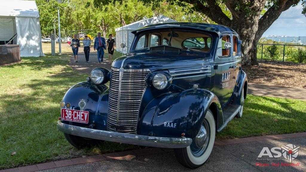 1939 Chevrolette  Staff car