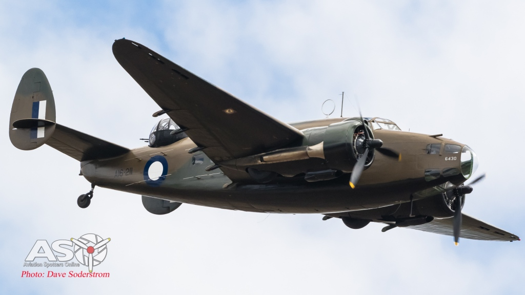 Temora Aviation Museum\'s A16-112