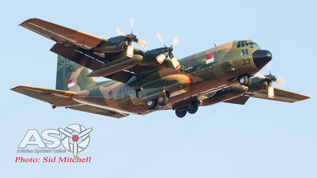 RSAF Hercules