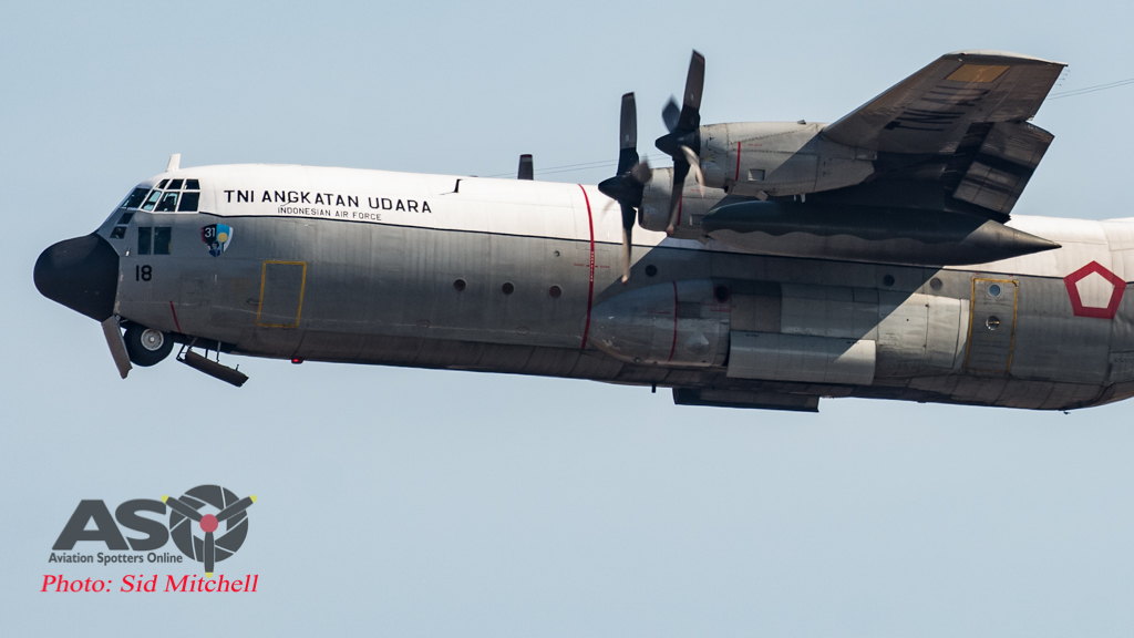 TNI-AU C-130H