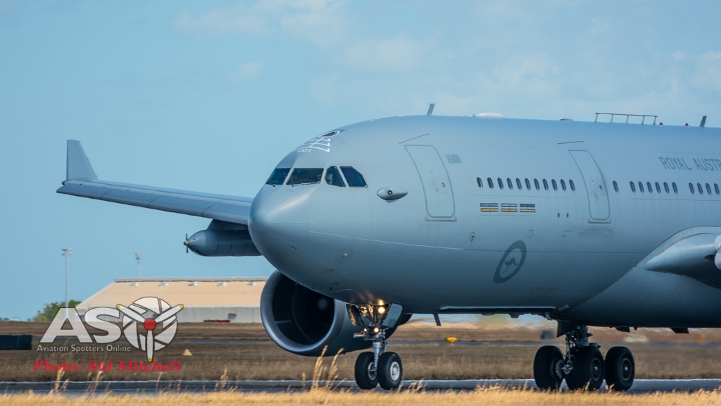 RAAF KC-30A from 33Sqn