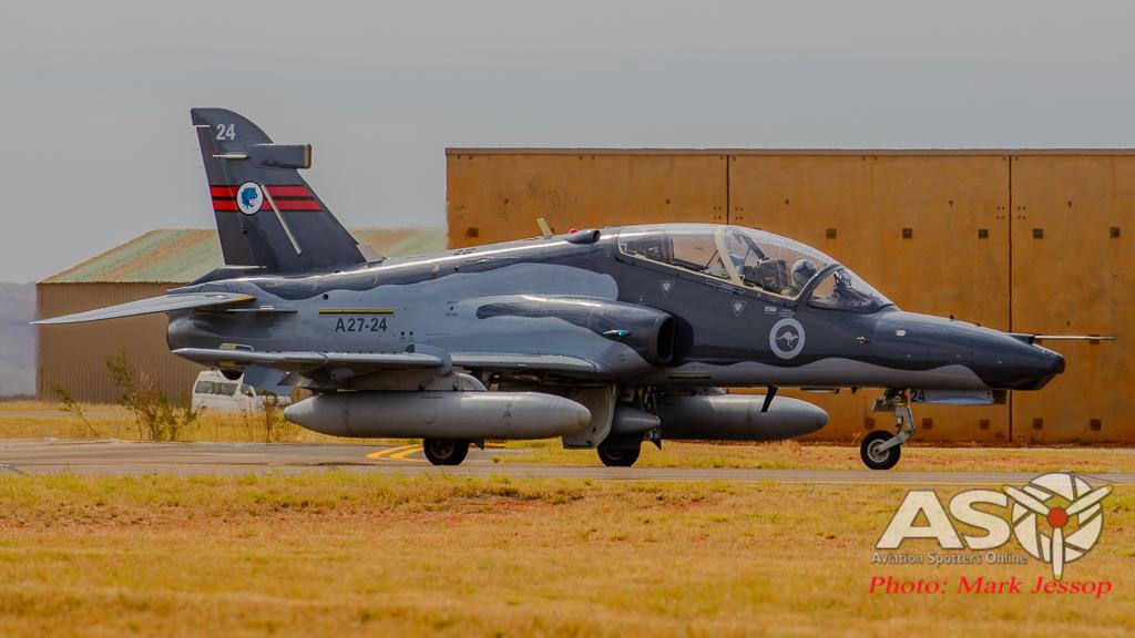 Eexercise Northern Shield Sunday night hawk-37