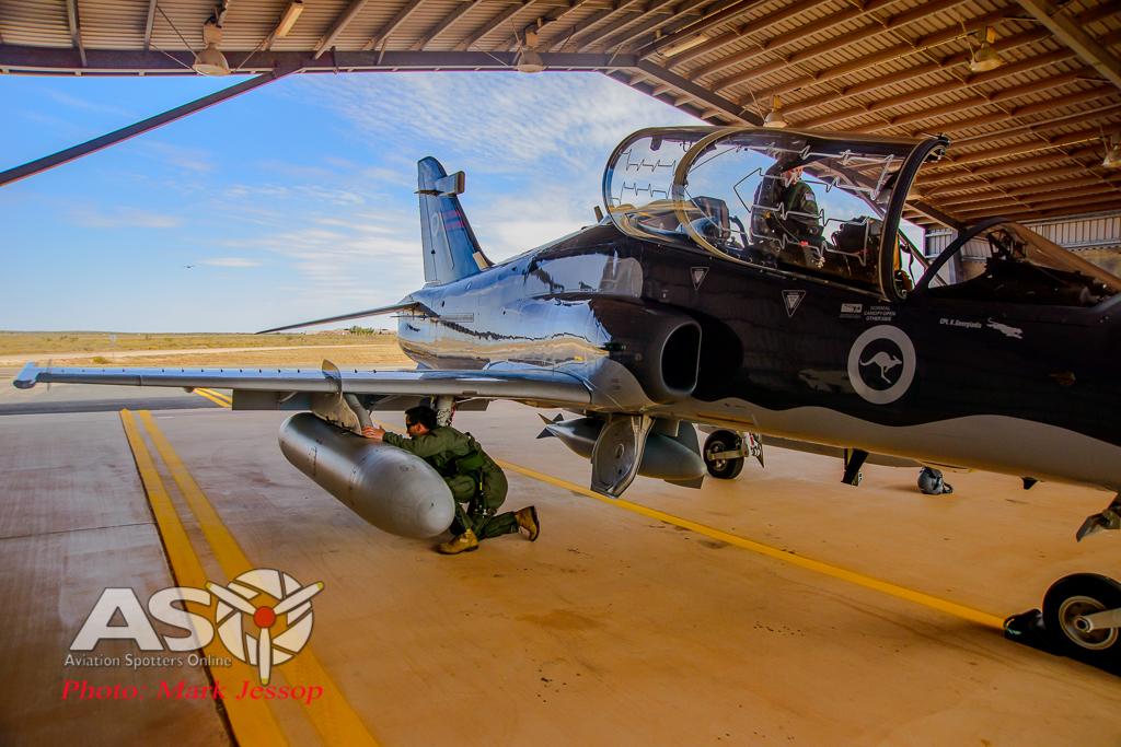 Eexercise Northern Shield Sunday night hawk-47