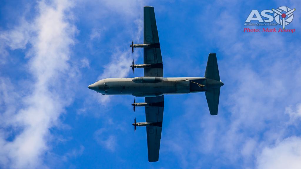 Exercise Northern Shield sat king air flight-6