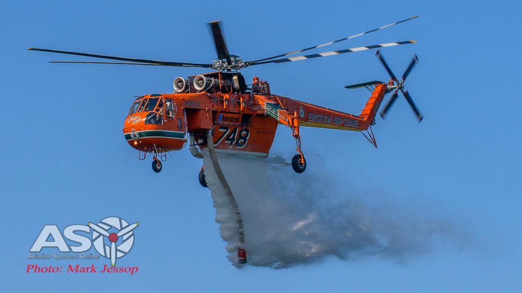 Erickson S-64 Skycrane