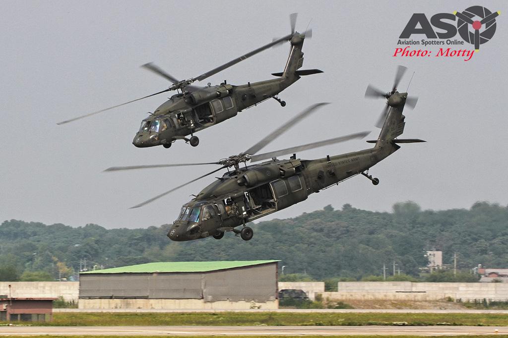 Mottys Osan Air Power Day 2016 US Army CSAR Demo Blackhawks 0060-ASO