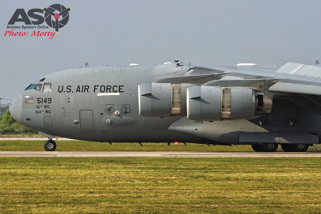 Mottys Osan Air Power Day 2016 USAF C-17 HH 55149 0060-ASO