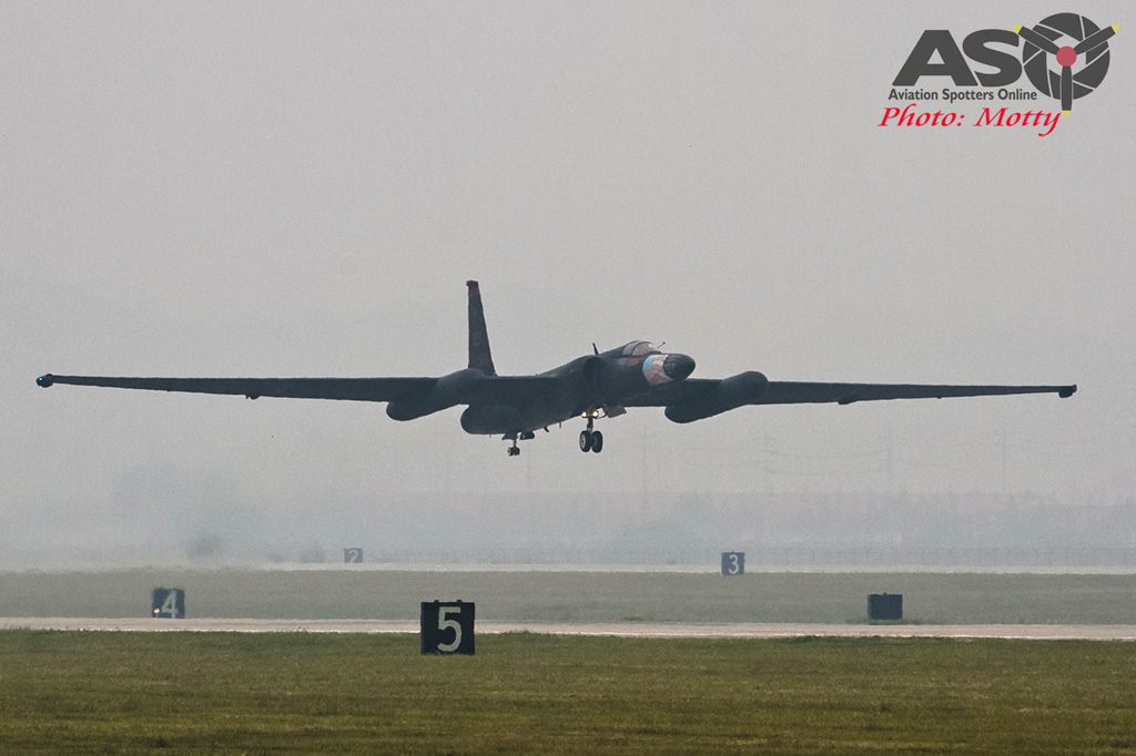 Mottys Osan Air Power Day 2016 USAF U-2S 68-329 0060-ASO