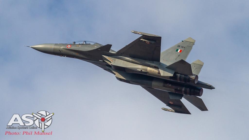 Sukhoi Su-30MKI Take-Off