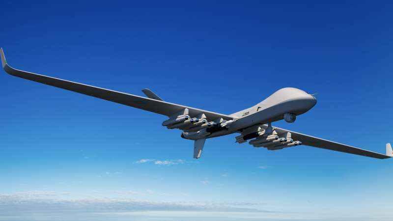 Protector - RAF RPAS drone - CREDIT MOD