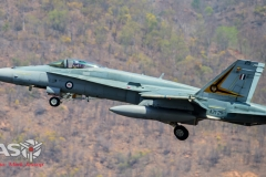 F/A-18A Hornet A21-25 2OCU