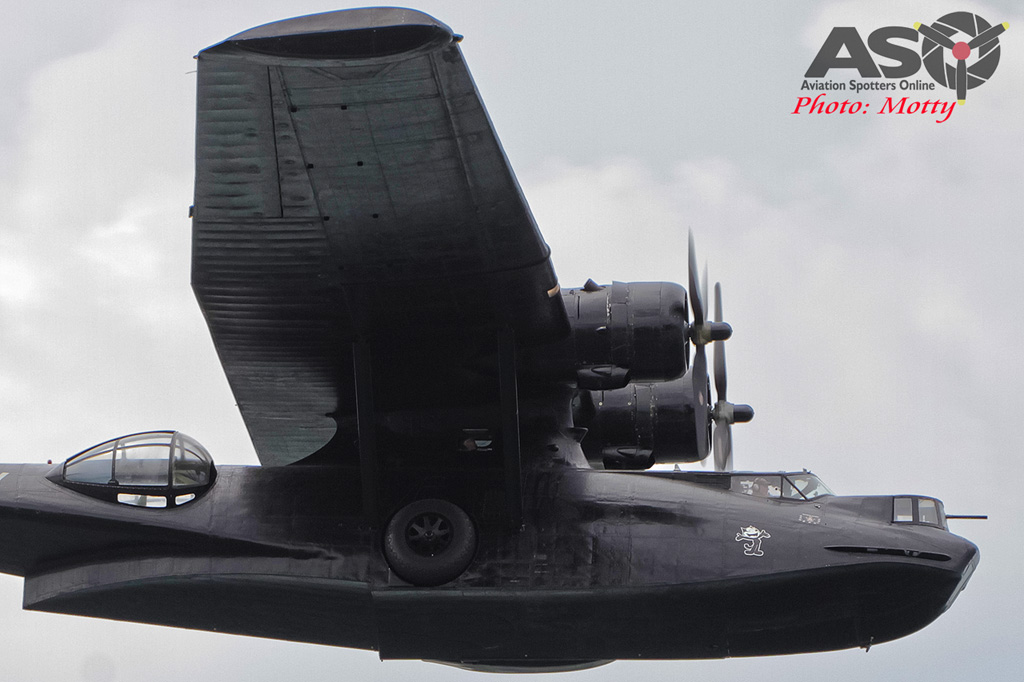 Mottys Rathmines 2016 HARS PBY Catalina VH-PBZ 0040-ASO