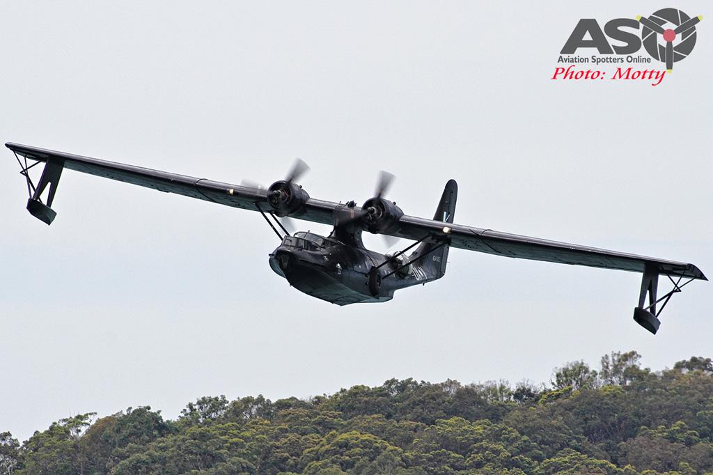 Mottys Rathmines 2016 HARS PBY Catalina VH-PBZ 0080-ASO