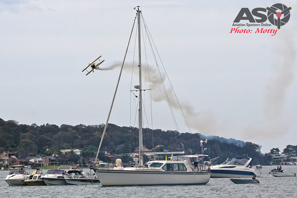 Mottys Rathmines 2016 Paul Bennet Airshows Wolf Pitts Pro VH-PVB 0040-ASO