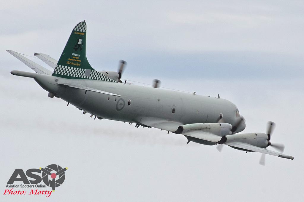 Mottys Rathmines 2016 RAAF AP-3C Orion 11SQN 0050-ASO