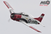 Mottys Rathmines 2016 Paul Bennet Airshows Trojan VH-FNO 0030-ASO